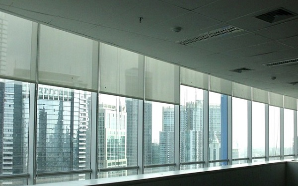 sharp point roller blinds solar screen
